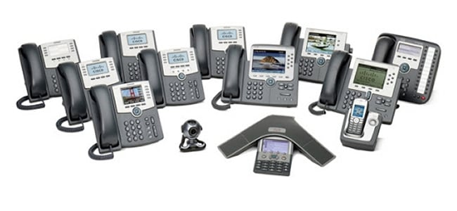 Product Image of Cisco Unified IP Phone 7900 Series