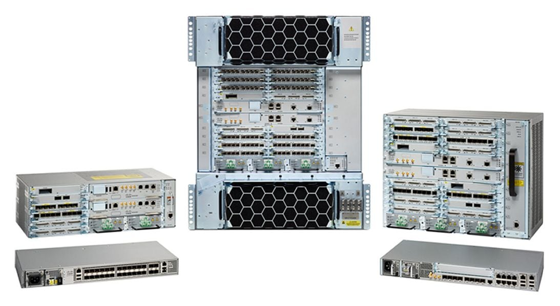Product Image of Cisco Network Convergence System 4200 Series