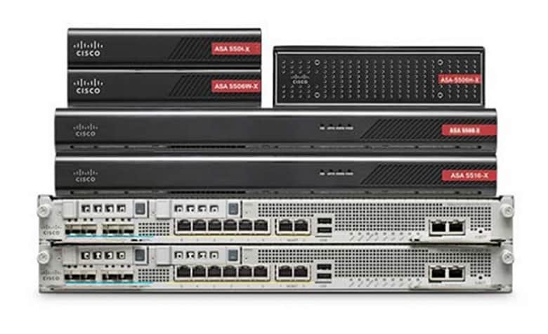 Product Image of Cisco ASA 5500-X with FirePOWER Services