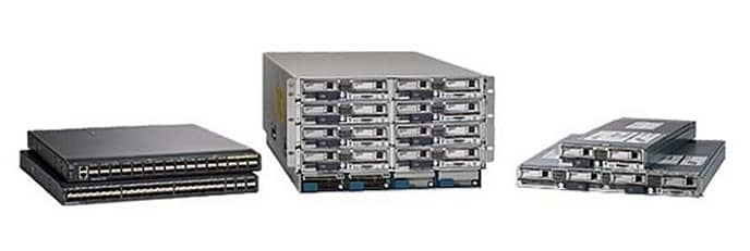 Product Image of Cisco UCS B-Series Blade Servers