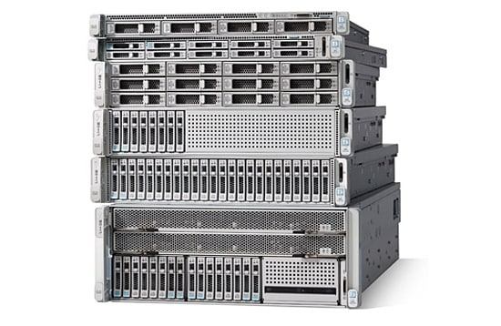 Product Image of Cisco UCS C-Series Rack Servers