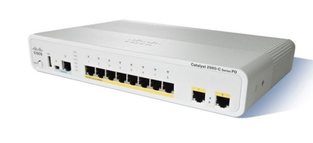 Product Image of Cisco Catalyst 2960-C Series Switches