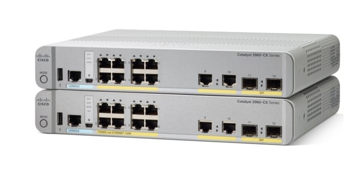 Product Image of Cisco Catalyst 2960-CX Series Switches