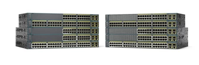 Product Image of Cisco Catalyst 2960-Plus Series Switches