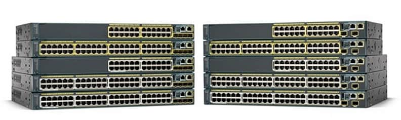 Product Image of Cisco Catalyst 2960 Series Switches