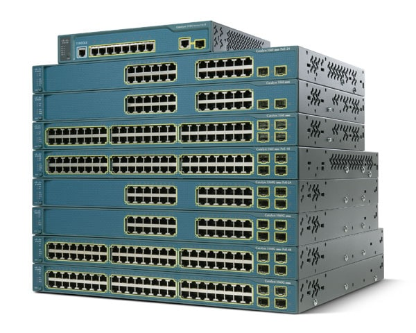 Product Image of Cisco Catalyst 3560 Series Switches
