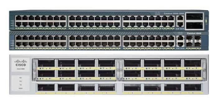 Product Image of Cisco Catalyst 4900 Series Switches