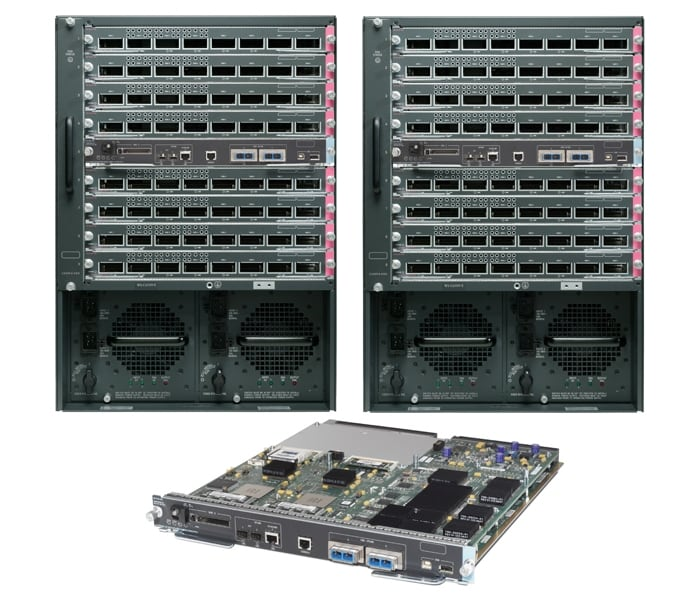 Product Image of Cisco Catalyst 6500 Virtual Switching System 1440