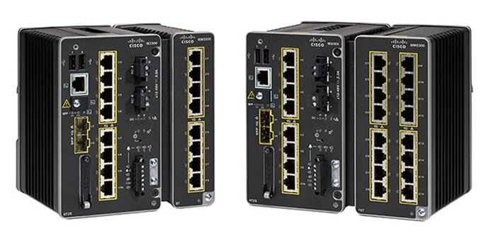 Product Image of Cisco Catalyst IE3300 Rugged Series