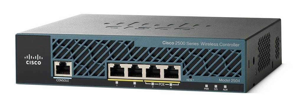 Product Image of Cisco 2500 Series Wireless Controllers
