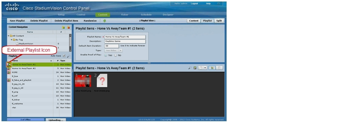 Cisco StadiumVision Release Notes for Release 3.0 - Cisco