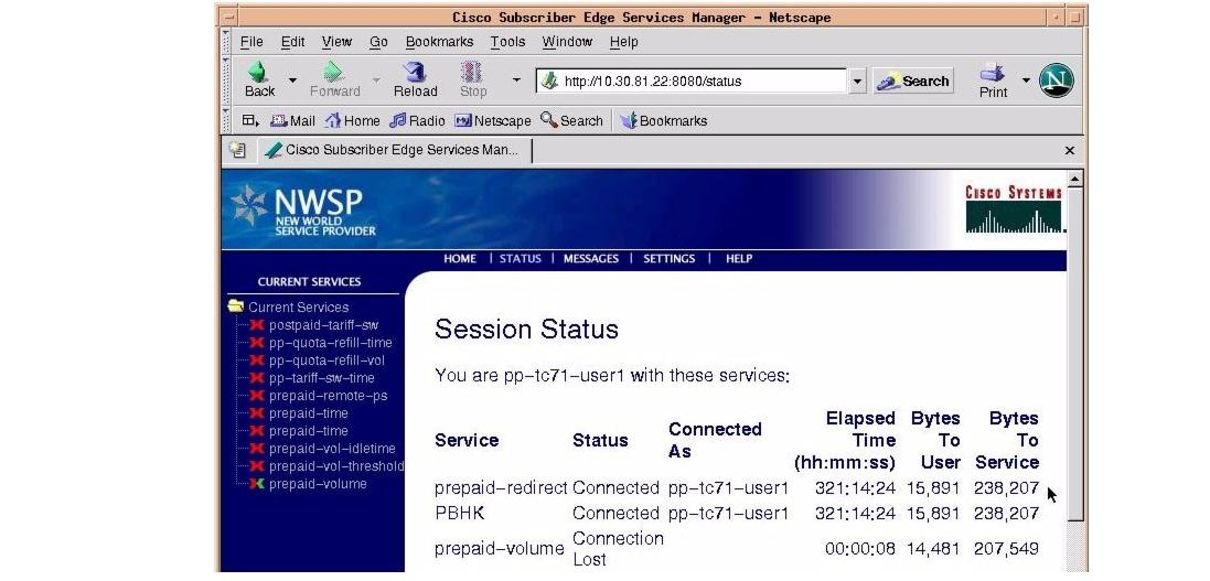 Cisco SSG-to-ISG DSL Broadband Migration Guide - Cisco