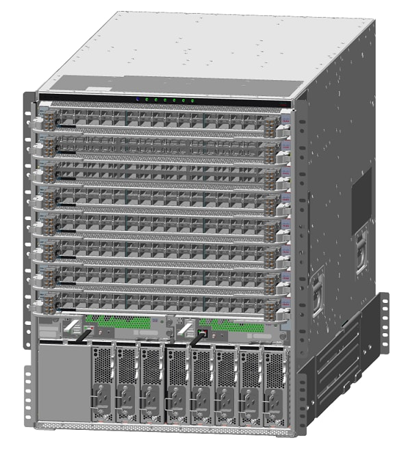 Cisco Network Convergence System 5500 Series Router ...