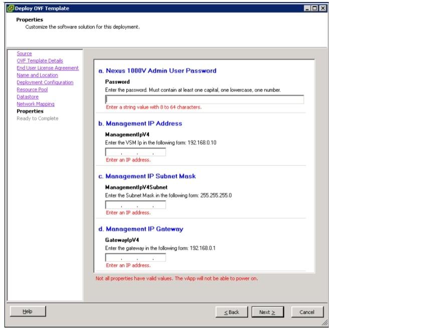 Cisco Nexus 1000V Software Installation Guide, Release 4.0(4)SV1(3 ...