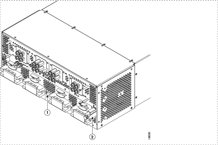 cisco dc isolation power shelf installation guide