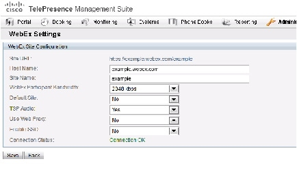 cisco webex enabled telepresence configuration guide tms 14 3 1 rh cisco com Management Plan Management Support