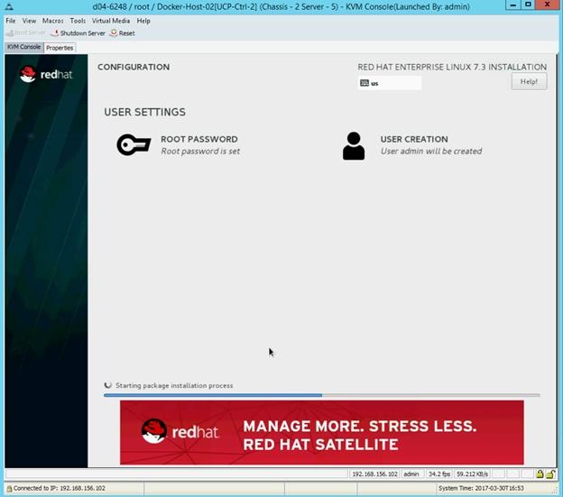 FlexPod Datacenter with Docker Enterprise Edition for