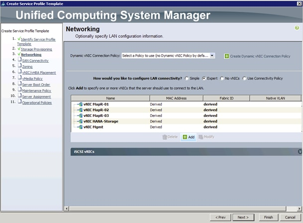 Cisco UCS C240 M4 Data Platform for SAP HANA Storage TDI - Cisco