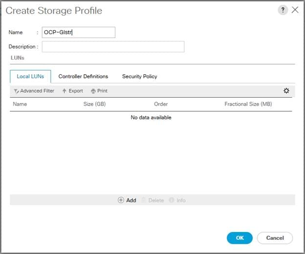 Cisco UCS Infrastructure for Red Hat OpenShift Container Platform