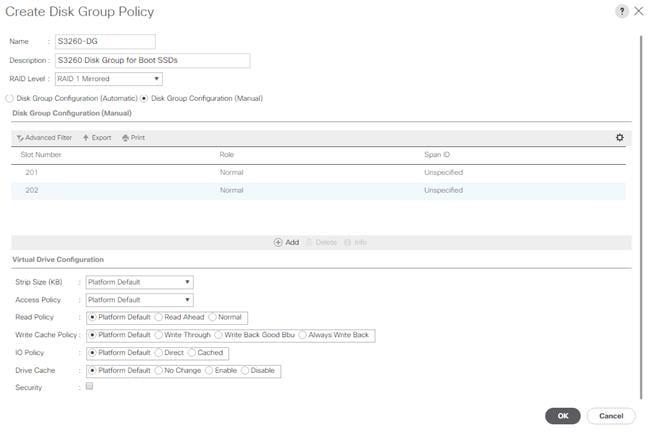 VersaStack for IBM Cloud Object Storage with Cisco UCS S3260
