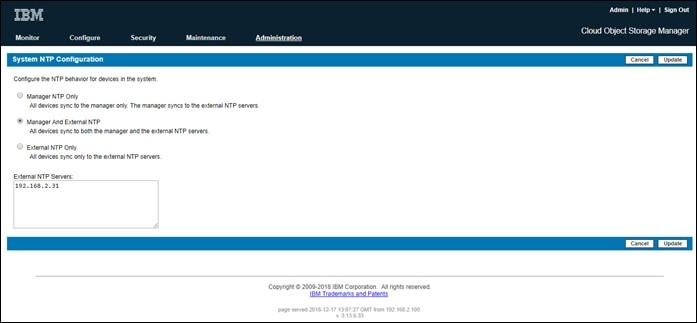 VersaStack for IBM Cloud Object Storage on Cisco UCS C240