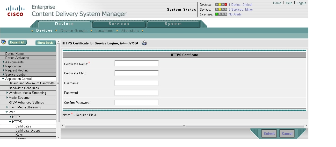 Cisco Ecds 25 Software Configuration Guide Configuring The Intermediate Switch Wiring Diagram Nz Electrical Appliances And Https Certificates