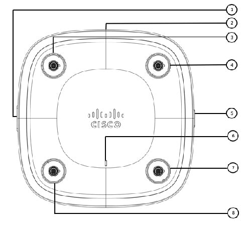 Cisco Catalyst 9120AX Series Access Point Getting Started Guide ...