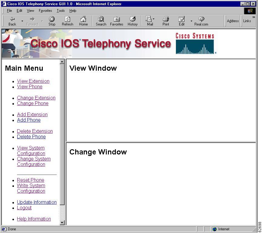 Cisco IOS Telephony Services Version 2.01 - Cisco