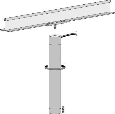Cisco Aironet High Gain Omnidirectional Ceiling Mount
