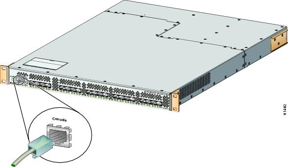 Cisco MDS 9100 Series Hardware Installation Guide - Connecting the ...