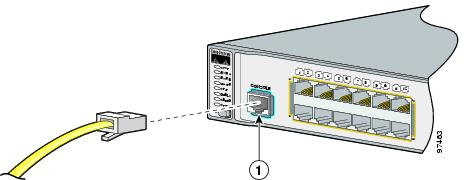 how to change baud rate on cisco switch 3750
