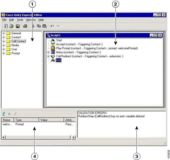 Cisco Unity Express 1 1 1 Script Editor Guide - Introducing