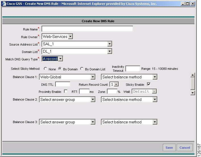 Cisco GSS Global Server Load-Balancing Configuration Guide
