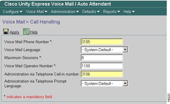 Auto attendant cisco call manager express free download