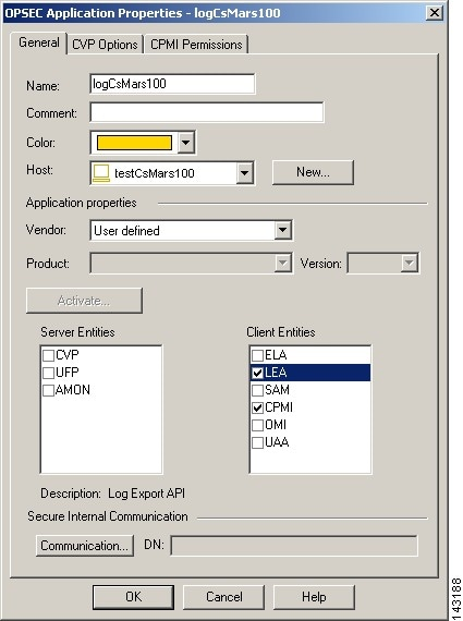 Configuring Firewall Devices - Cisco
