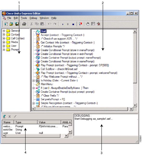 Cisco Unity Express 2.3 Guide to Writing Auto-Attendant Scripts ...