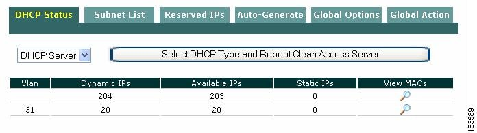 Configuring DHCP - Cisco