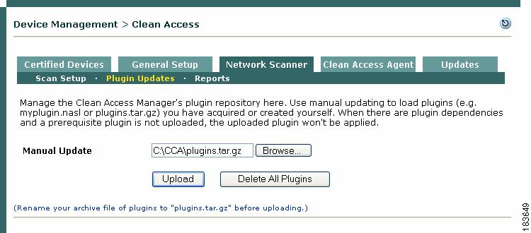 Cisco NAC Appliance - Clean Access Manager Configuration Guide