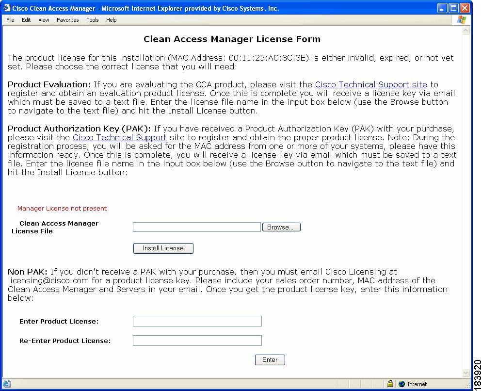 Cisco NAC Appliance Hardware Installation Quick Start Guide, Release