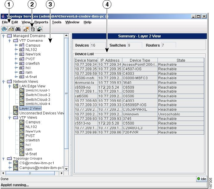 Monitoring and Troubleshooting with Cisco Prime LAN Managmement ...