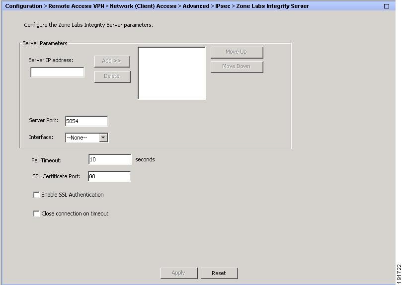 ASDM Book 3: Cisco ASA Series VPN ASDM Configuration Guide, 7 1