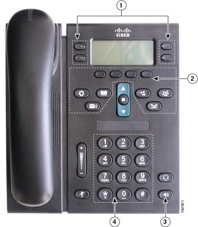 accessibility features for the cisco unified ip phone 6921 6941 rh cisco com Cisco CP 6941 Manual Cisco Phone 6921