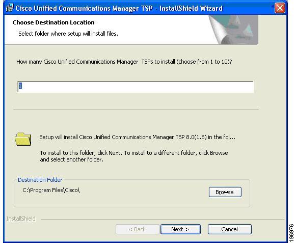 Cisco Unified TAPI Developer Guide for Cisco Unified