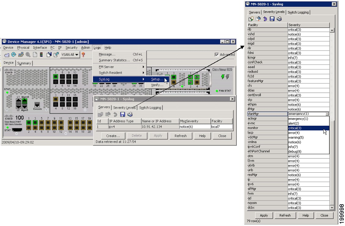 Cisco Nexus 5000 Troubleshooting Guide - Troubleshooting