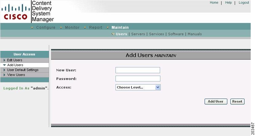 Cisco TV CDS 2.1 RTSP Software Configuration Guide - System ...