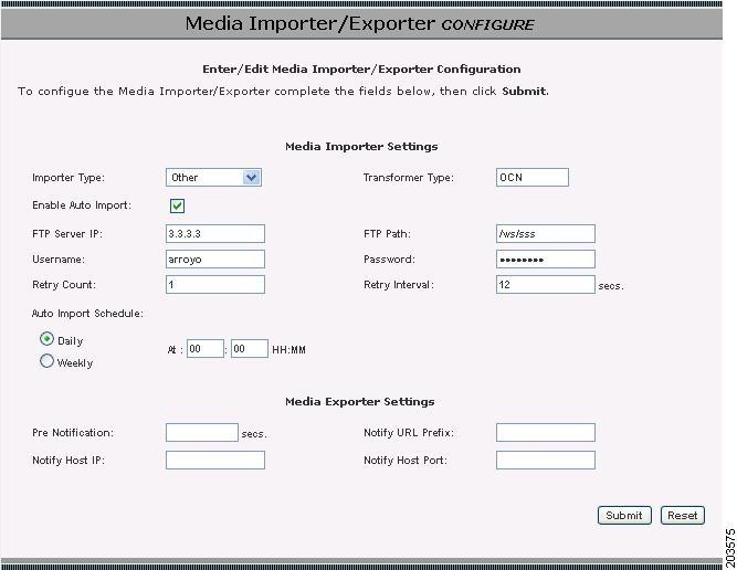 Cisco VDS-TV ISA Configuration Guide, Release 4 8