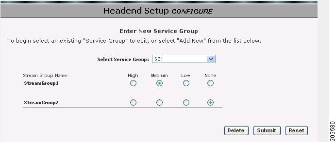 Cisco VDS-VR Software 4 1 Configuration Guide - Configuring