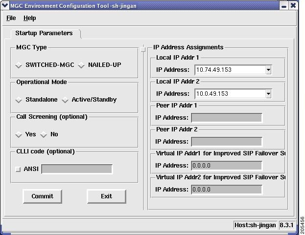 Cisco pgw 2200 softswitch release 9 8 software for Dynamic configuration tool