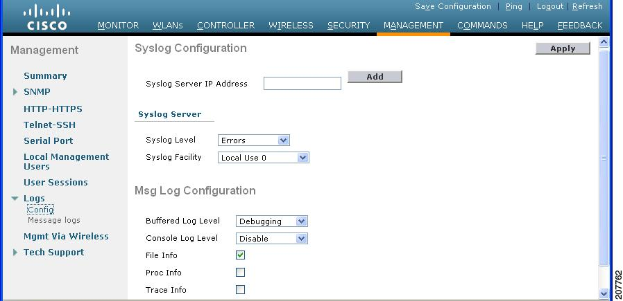 Cisco Wireless Controller Configuration Guide, Release 8 8