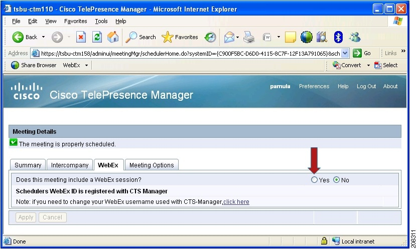 Cisco TelePresence System User Guide (CTS 1 9) - Using Cisco